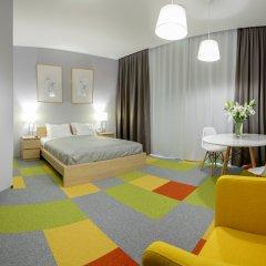 Гостиница Ракурс Номер категории Премиум с различными типами кроватей фото 3