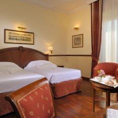 Отель Worldhotel Cristoforo Colombo 4* Стандартный номер с различными типами кроватей фото 6