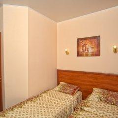 Гостиница Теремок Пролетарский Стандартный номер с разными типами кроватей фото 16