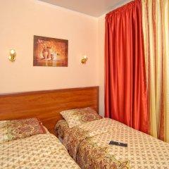 Гостиница Теремок Пролетарский Стандартный номер с разными типами кроватей фото 14
