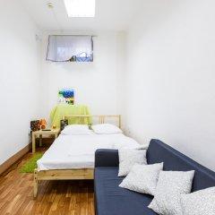 Хостел Green Point Номер с различными типами кроватей (общая ванная комната)