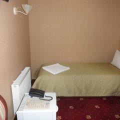 Гостиница Перекресток Джаза комната для гостей фото 5