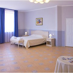 Гостиница Спарта Апартаменты с различными типами кроватей фото 4