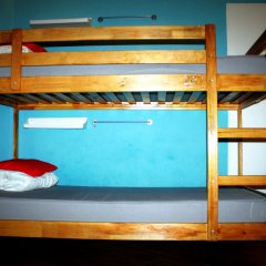 Хостел Old Flat на Советской Кровать в общем номере с двухъярусной кроватью фото 2