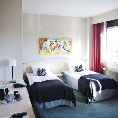 Mercur Hotel 3* Стандартный номер с различными типами кроватей фото 9