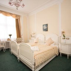 TOP Hotel Ambassador-Zlata Husa 4* Стандартный номер с разными типами кроватей фото 3