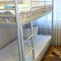 Гостиница Комнаты на ул.Рубинштейна,38 Кровать в мужском общем номере с двухъярусной кроватью фото 3