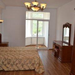 Гостиница Горный Хрусталь Апартаменты с различными типами кроватей фото 38
