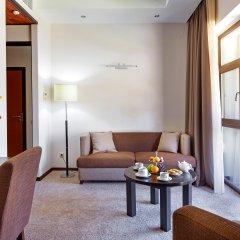 Гостиница Лесная Рапсодия Люкс с различными типами кроватей фото 5