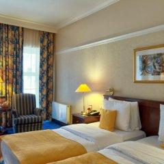 Гостиница Radisson Royal 5* Номер Бизнес разные типы кроватей фото 6