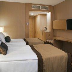 Гостиница Park Inn by Radisson Izmailovo Moscow 4* Стандартный номер с различными типами кроватей фото 10