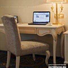 Гринвуд Отель 4* Люкс с различными типами кроватей фото 8