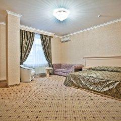 Гостиница Триумф 4* Номер Делюкс с двуспальной кроватью