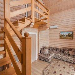 Эко-отель Озеро Дивное 3* Коттедж с различными типами кроватей фото 5