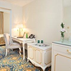 Гринвуд Отель 4* Люкс с различными типами кроватей фото 2