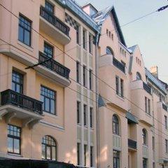 Отель Rigaapartment Gertruda вид на фасад фото 2