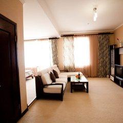 Гостиница Лазурный Алушта Люкс с различными типами кроватей фото 9