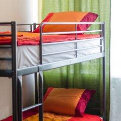 Хостел Достоевский Кровать в общем номере с двухъярусной кроватью фото 4