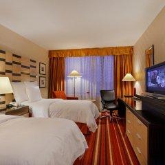 Гостиница Azimut Moscow Olympic 4* Улучшенный номер с разными типами кроватей фото 4