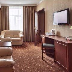 Гостиница Славянка Москва 3* Люкс с двуспальной кроватью фото 5