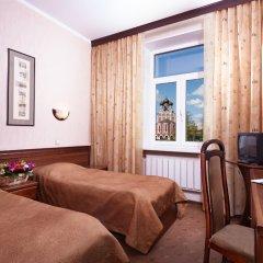 Гостиница Ярославская 3* Стандартный номер с разными типами кроватей