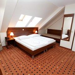 Hotel Europa City 3* Номер категории Эконом с различными типами кроватей