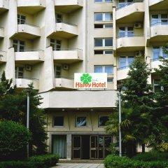 Гостиница Хэппи вид на фасад фото 2