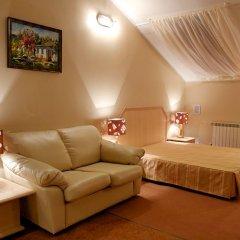 Гостиница Галерея 3* Номер Делюкс разные типы кроватей фото 4