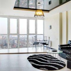 Апартаменты Kharkov for Rent Apartments in Admiral Complex интерьер отеля