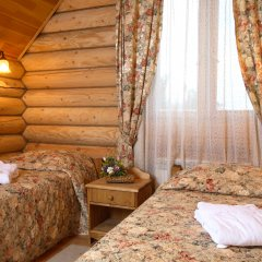 Гостиница Царьград 5* Коттедж с различными типами кроватей