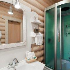 Эко-отель Озеро Дивное 3* Люкс с различными типами кроватей фото 15