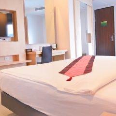 Отель Andatel Grandé Patong Phuket 4* Улучшенный номер с различными типами кроватей фото 2