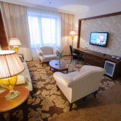 Президент-Отель 5* Люкс разные типы кроватей фото 4