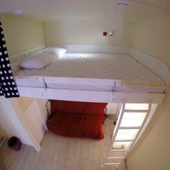 Гостиница HQ Hostelberry Кровать в общем номере двухъярусные кровати фото 7