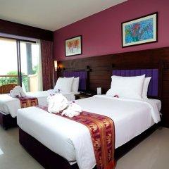 Отель Peach Hill Resort And Spa Номер Делюкс