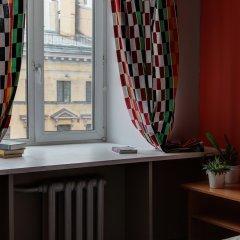 Мир Хостел Номер Эконом разные типы кроватей (общая ванная комната) фото 7
