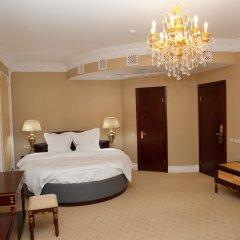 Гостиница The Rooms 5* Студия двуспальная кровать