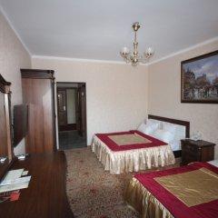 Гостиница Гранд Уют 4* 1-я категория Номер Стандарт 2 отдельными кровати фото 6