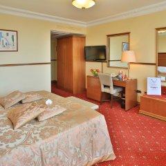 Гостиница Золотое кольцо 5* Номер Делюкс разные типы кроватей фото 4