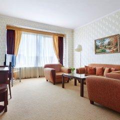 Гостиница Минск комната для гостей фото 12