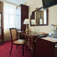 Гостиница Мандарин Москва 4* Номер Делюкс с двуспальной кроватью фото 6