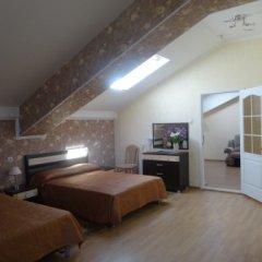 Гостиница Континент 2* Апартаменты с разными типами кроватей фото 10