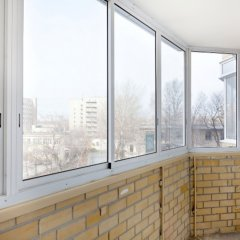 Апартаменты Этажи на Машинистов 3 балкон