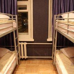 Гостиница Stayok On Nevsky Кровать в общем номере двухъярусные кровати