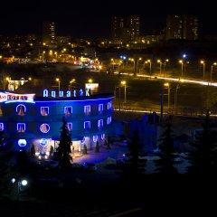 Отель Aquatek Resort and SPA вид на фасад фото 3