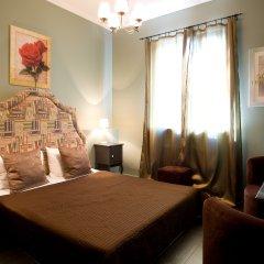Мини-Отель Амстердам Номер Комфорт с разными типами кроватей фото 3