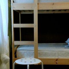 Хостел PopCorn Кровати в общем номере с двухъярусными кроватями фото 6