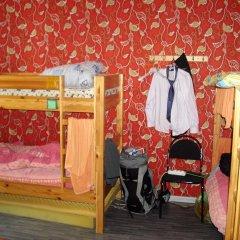 Хостел Наполеон Кровать в общем номере с двухъярусной кроватью фото 6