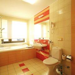 Гостиница Лесная Рапсодия Улучшенные апартаменты с различными типами кроватей фото 11