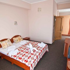 Гостиница Пансионат Творческая Волна Улучшенный номер с различными типами кроватей